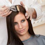 آموزش رنگ مو بهترین سالن کرج برای رنگ مو آنیش ۳۲۵۳۲۰۴۳
