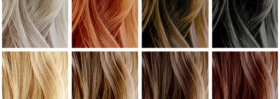 رنگ موی مناسب برای افراد با چشمان سبز